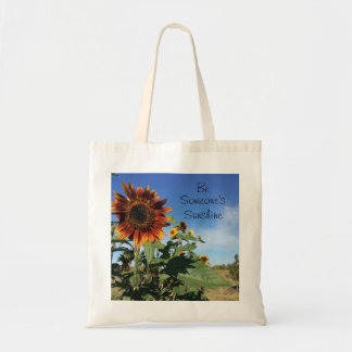 Be someone's sunshine tote bag
