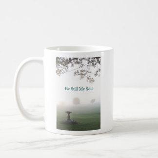 Be Still My Soul Basic White Mug
