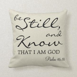 Be Still Pillow