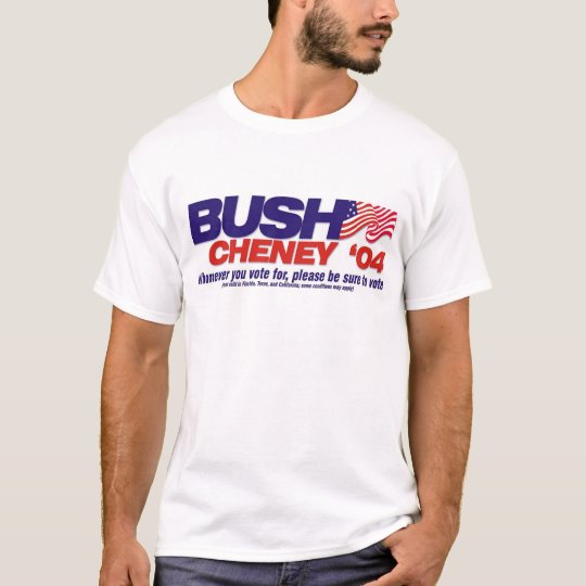 Be sure to Vote T-Shirt