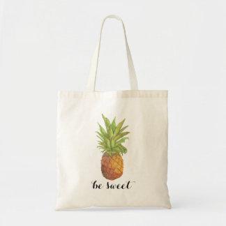 Be Sweet Pineapple Tote