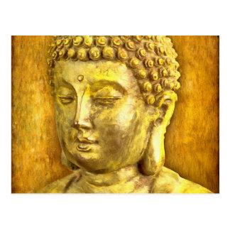 Be the Buddha Postcard