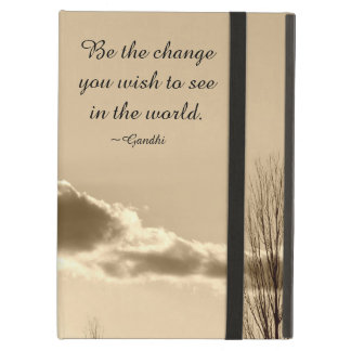 Be The Change Case For iPad Air