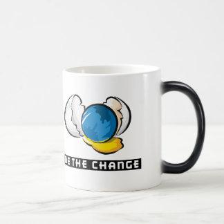 Be The Change Earth Day Mug