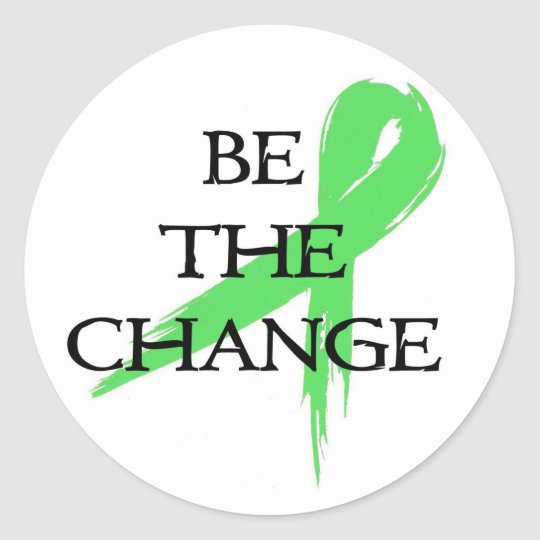 Be the Change - Mental Health Awareness Month