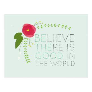 Be the Good Postcard