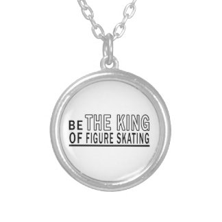 Be The King Of Figure Skating Personalized Necklace