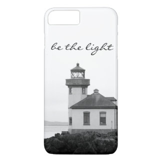 """""""Be the light"""" iphone case"""