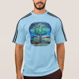Be The Tree - Addidas T-shirt