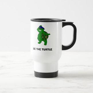 Be the Turtle Mug