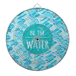 Be the water dartboard
