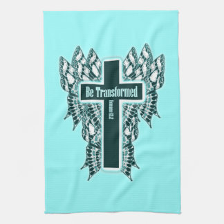 Be Transformed – Romans 12:2 Hand Towels