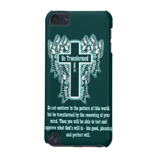 Be Transformed – Romans 12:2 iPod Touch 5G Covers