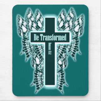 Be Transformed – Romans 12:2 Mouse Pad