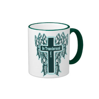 Be Transformed – Romans 12:2 Coffee Mugs