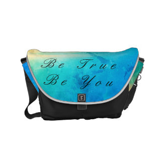 Be True Be You Commuter Bags