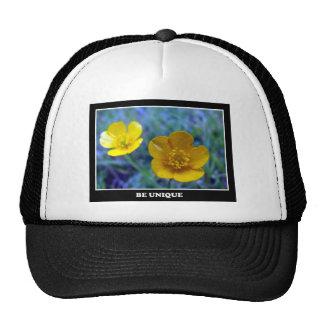 Be Unique Motivational Hat