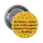 Be vigilant; guard your mind against negative..... pin