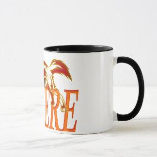 be-WERE Werewolf design Mug