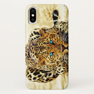 Be Wild iPhone X Case