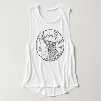 """""""Be Wild"""" one harms in the mountain and the forest Tank Top"""