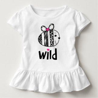 BE WILD TODDLER T-Shirt