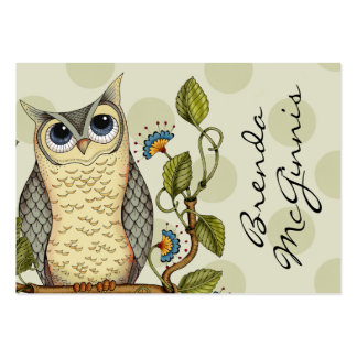 Be Wise - Business Mommy Card Business Card Template