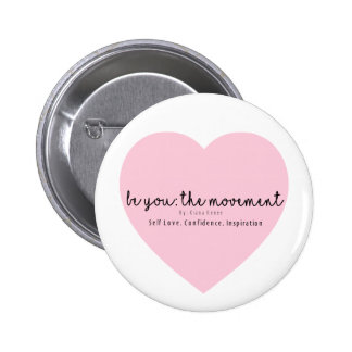 Be You: The Movement logo button