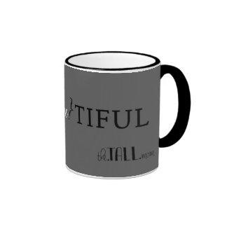 Be(You)tiful Mug by The Tall Mom