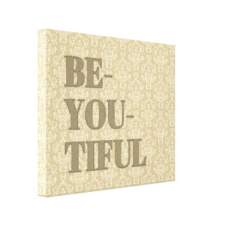 Be You(tiful) Wall Art