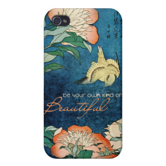 Be Your Own Kind of Beautiful iPhone 4/4S Case