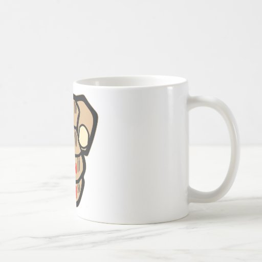 Be Your Own Man Fist Tattoo Coffee Mugs
