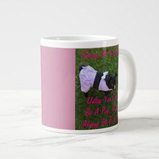 Be Yourself Jumbo Mug