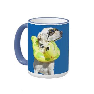 Be Yourself Ringer Mug