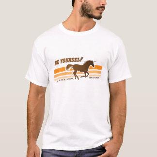 Be Yourself (Unicorn) T-shirt