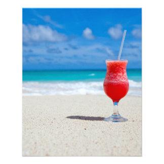 Beach 11.5 Cm X 14 Cm Flyer