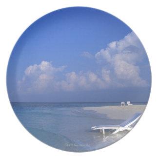 Beach 3 plate