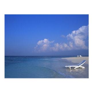 Beach 3 postcard