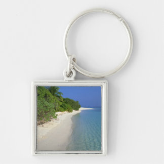 Beach 4 key ring