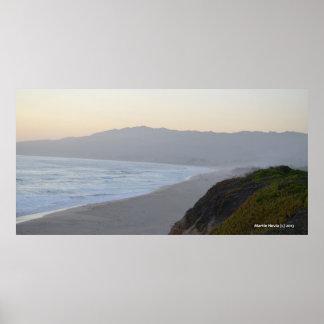 Beach at Half Moon Bay II - Photo Print
