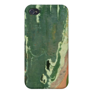 Beach at Le Pouldu, 1889 iPhone 4 Covers