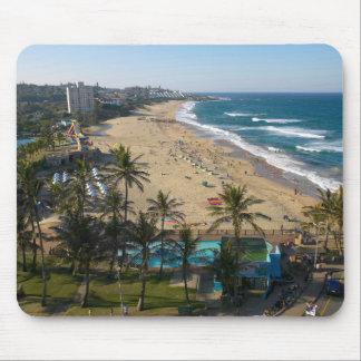 Beach At Margate, South Coast, Kwazulu-Natal 2 Mouse Mat