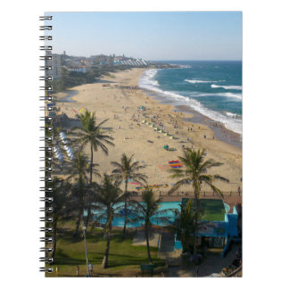 Beach At Margate, South Coast, Kwazulu-Natal 2 Notebooks