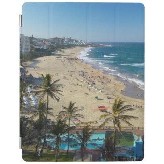 Beach At Margate, South Coast, Kwazulu-Natal iPad Cover
