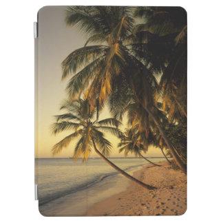 Beach at sunset, Trinidad iPad Air Cover
