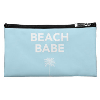 Beach Babe make-up bag Cosmetic Bag