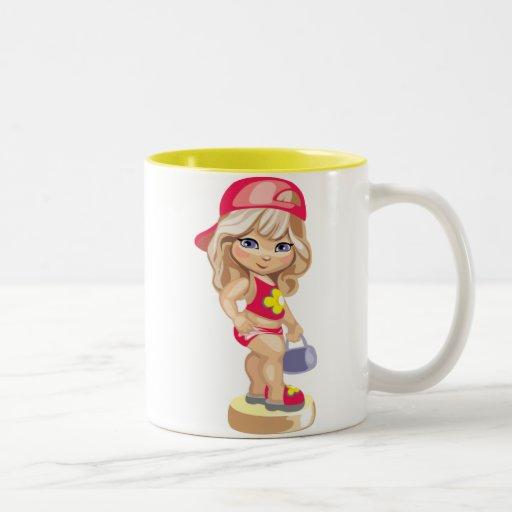 Beach Babe Mug Mug