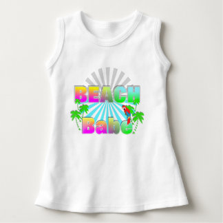 Beach Babe Summer Sun Exotic Holiday Dress