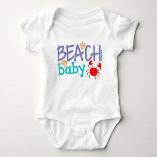 Beach Baby Baby Bodysuit