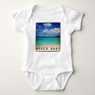 Beach Baby Onsie T-shirts